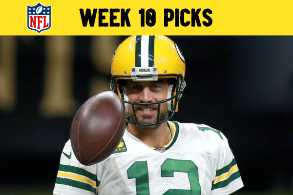NFL Picks Gameweek 10