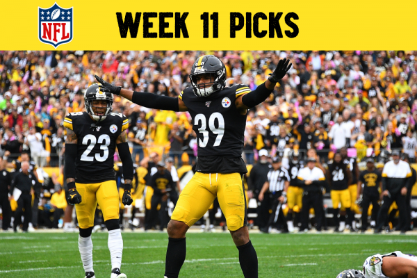 NFL Picks Gameweek 11