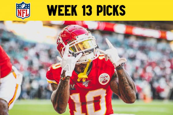 NFL Picks Gameweek 13